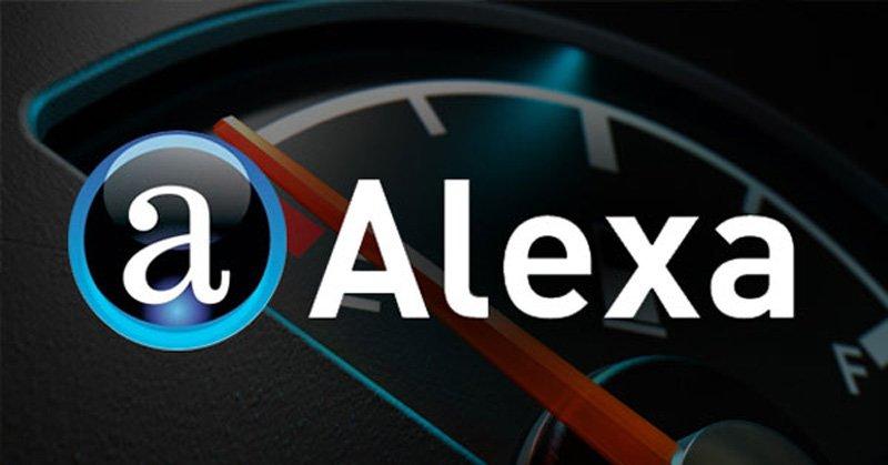 رتبه بندی سایت ها و وبلاگ ها توسط الکسا