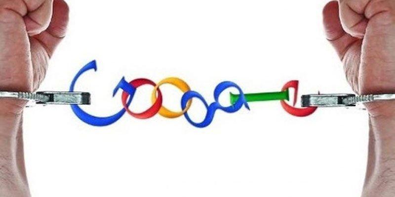 انواع جریمه سایت توسط گوگل