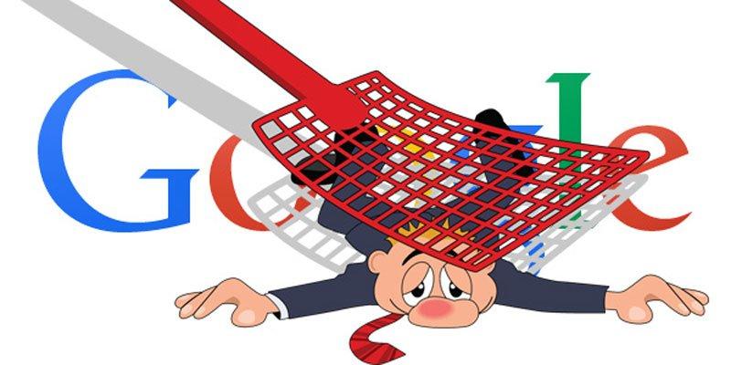 50 دلیلی که گوگل وب سایت شما را جریمه می کند