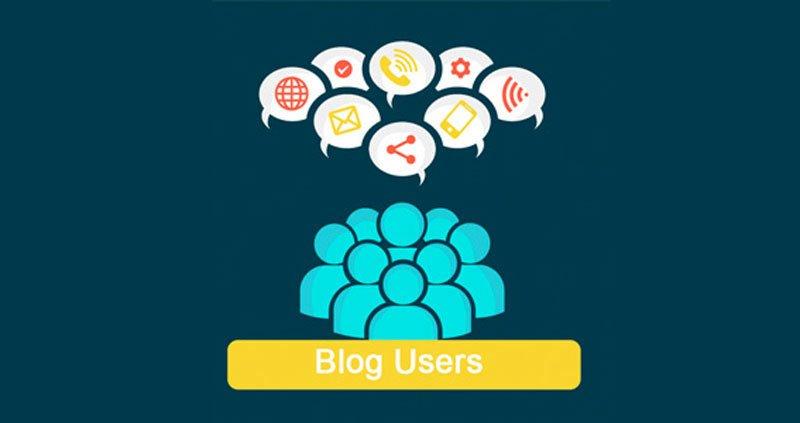 پنج عامل برای افزایش تعداد کاربران در بلاگ