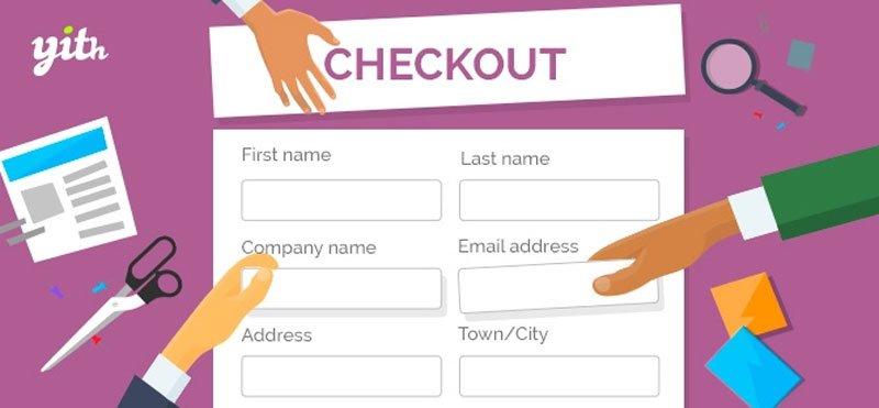 افزونه ویرایش فیلد های تسویه حساب YITH WooCommerce Checkout Manager