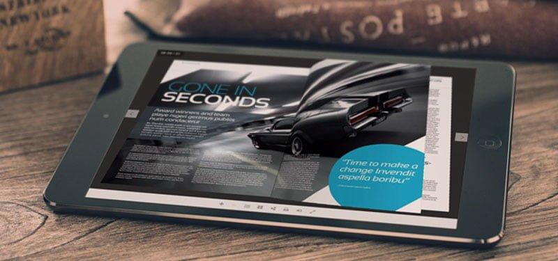 نمایش کتاب سه بعدی | Real3D FlipBook